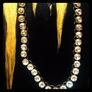 Heirloom Crystal Necklace